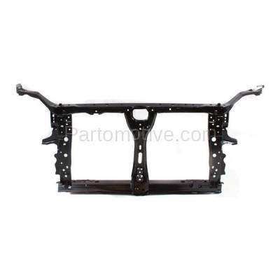 Aftermarket Replacement - RSP-1686 2010-2014 Subaru Legacy & Outback 2.5i/3.6R (Sedan & Wagon) Front Center Radiator Support Core Assembly Primed Made of Steel - Image 1
