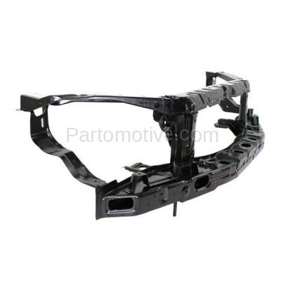 Aftermarket Replacement - RSP-1443 2007-2009 Kia Sorento (Base, EX, L, Luxury, LX, LX Luxury) (3.3L & 3.8L) Front Center Radiator Support Core Assembly Primed Steel - Image 3