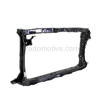 Aftermarket Replacement - RSP-1776 2012-2017 Toyota Priuis C (Hatchback 4-Door) (1.5 Liter Electric/Gas Engine) Front Center Radiator Support Core Assembly Primed Steel - Image 2