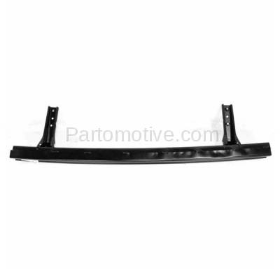 Aftermarket Replacement - BRF-1397R 1997-2000 Acura EL & 1996-2000 Honda Civic 1.6L Rear Bumper Impact Face Bar Crossmember Reinforcement Primed Made of Steel - Image 2