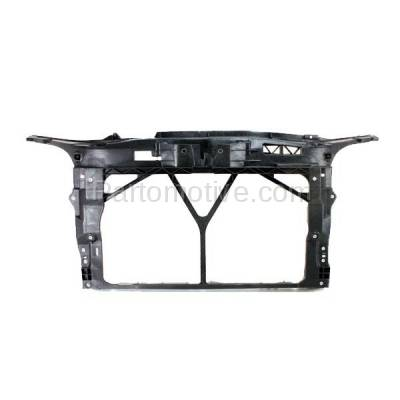 Aftermarket Replacement - RSP-1486 2004-2009 Mazda 3 (GS, GT, GX, i, Mazdaspeed, S, SP23) Hatchback & Sedan Front Radiator Support Core Assembly Primed Plastic - Image 1