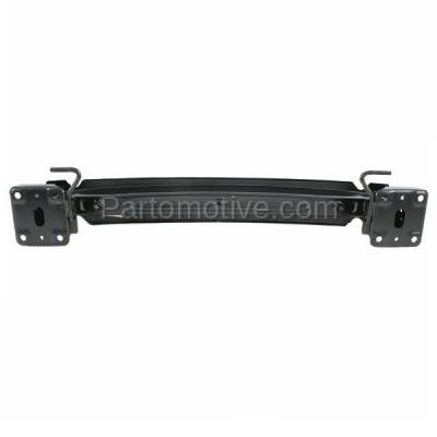 Aftermarket Replacement - BRF-1600R 2013-2019 Mazda CX-5 (2.0 & 2.5 Liter Engine) (Sport Utility 4-Door) Rear Bumper Impact Face Bar Crossmember Reinforcement Primed Steel - Image 3