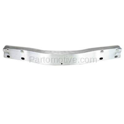 Aftermarket Replacement - BRF-1243F 2003-2007 Saturn Ion (1, 2, 3, Red Line) (Coupe & Sedan) Front Bumper Impact Face Bar Crossmember Reinforcement Aluminum - Image 1