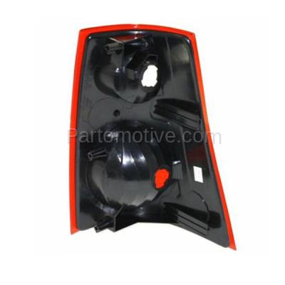 Aftermarket Auto Parts - TLT-1049LC CAPA 01-05 Explorer Sport Trac Taillight Taillamp Brake Light Lamp Driver Side - Image 3