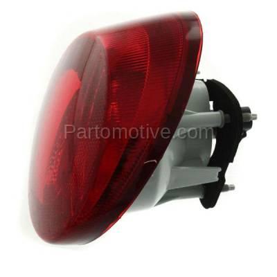 Aftermarket Auto Parts - TLT-1203RC CAPA 05-10 Cobalt Coupe Taillight Taillamp Rear Brake Light Lamp Passenger Side - Image 2