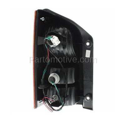 Aftermarket Auto Parts - TLT-1207RC CAPA 05-12 Pathfinder Taillight Taillamp Rear Brake Light Lamp Passenger Side - Image 3
