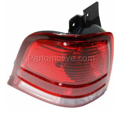 Aftermarket Auto Parts - TLT-1098LC CAPA 04-07 Ford Freestar Taillight Taillamp Rear Brake Lamp Light Driver Side LH - Image 2