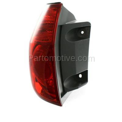 Aftermarket Auto Parts - TLT-1300LC CAPA 06-10 Sienna Taillight Taillamp Rear Brake Outer Light Lamp Driver Side LH - Image 2