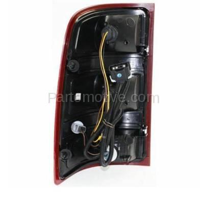 Aftermarket Auto Parts - TLT-1312RC CAPA 07-10 Sierra Truck Taillight Taillamp Rear Brake Light Lamp Passenger Side - Image 3