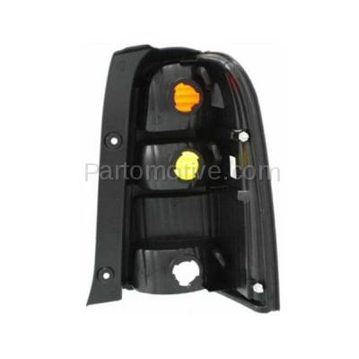 Aftermarket Auto Parts - TLT-1019RC CAPA 01-07 Ford Escape Taillight Taillamp Rear Brake Light Lamp Passenger Side - Image 3
