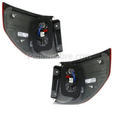 Aftermarket Auto Parts - TLT-1300LC & TLT-1300RC CAPA 06-10 Sienna Taillight Taillamp Brake Outer Light Lamp Left Right Set PAIR - Image 3