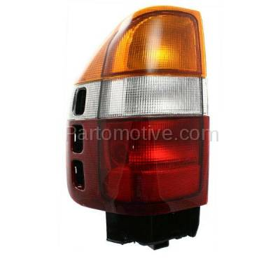 Aftermarket Replacement - TLT-1223L Passport Amigo Rodeo Taillamp Taillight Rear Brake Light Lamp Left Driver Side L - Image 1