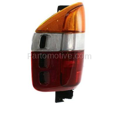Aftermarket Replacement - TLT-1223L Passport Amigo Rodeo Taillamp Taillight Rear Brake Light Lamp Left Driver Side L - Image 2