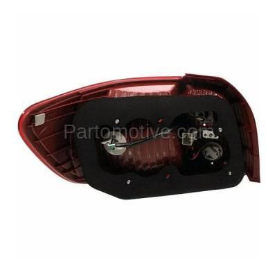Aftermarket Auto Parts - TLT-1341RC CAPA Taillight Taillamp Brake Light Lamp Passenger Side RH For 06-11 Rio Sedan - Image 3