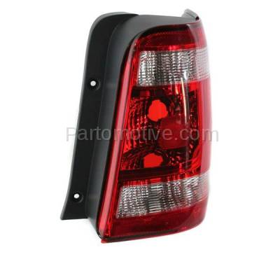 Aftermarket Auto Parts - TLT-1418RC CAPA 08-12 Escape & Hybrid Taillight Taillamp Brake Light Lamp Passenger Side R - Image 2