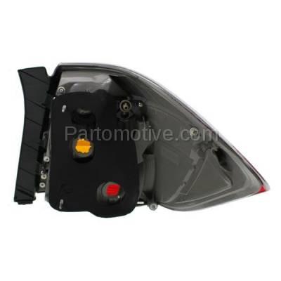 Aftermarket Auto Parts - TLT-1423LC CAPA 08-10 Highlander Sport Taillight Taillamp Rear Brake Light Lamp Driver Side - Image 3