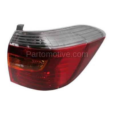 Aftermarket Auto Parts - TLT-1423RC CAPA 08-10 Highlander Sport Taillight Taillamp Brake Light Lamp Passenger Side - Image 2