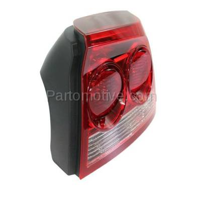 Aftermarket Auto Parts - TLT-1599RC CAPA 09-10 Charger Taillight Taillamp Rear Brake Light Lamp Passenger Side RH R - Image 2