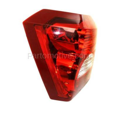 Aftermarket Auto Parts - TLT-1388LC CAPA 08-12 Dodge Caliber Taillight Taillamp Rear Brake Light Lamp Driver Side LH - Image 2