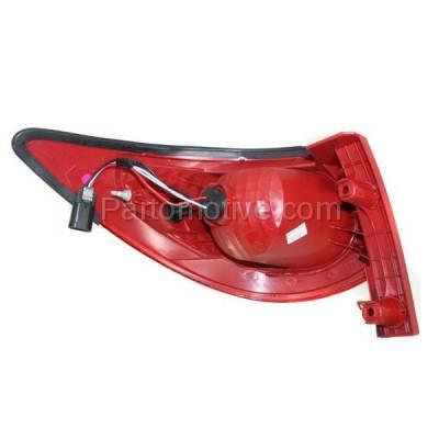 Aftermarket Auto Parts - TLT-1608RC CAPA 09-12 Traverse Taillight Taillamp Rear Brake Light Lamp Passenger Side RH - Image 3