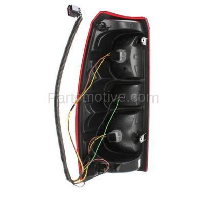 Aftermarket Auto Parts - TLT-1371RC CAPA 07-13 Avalanche Taillight Taillamp Rear Brake Light Lamp Passenger Side RH - Image 3