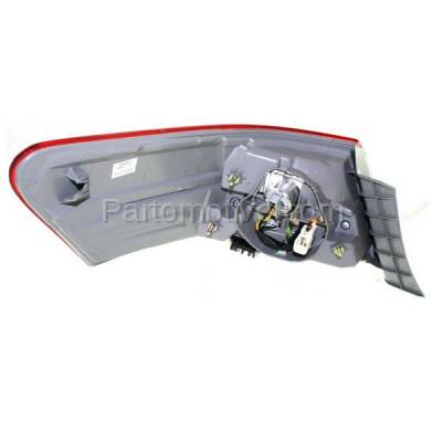 Aftermarket Auto Parts - TLT-1619RC CAPA 10-11 Camry Taillight Taillamp Rear Brake Outer Light Lamp Passenger Side - Image 3