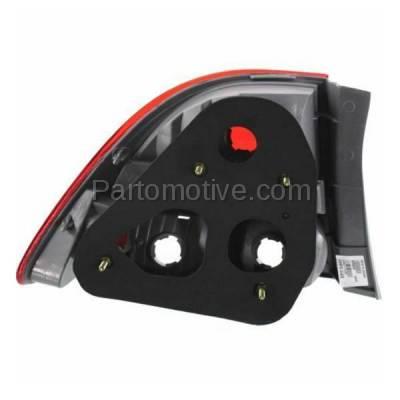 Aftermarket Auto Parts - TLT-1376RC CAPA 09-11 Civic Sedan Taillight Taillamp Rear Brake Light Lamp Passenger Side - Image 3