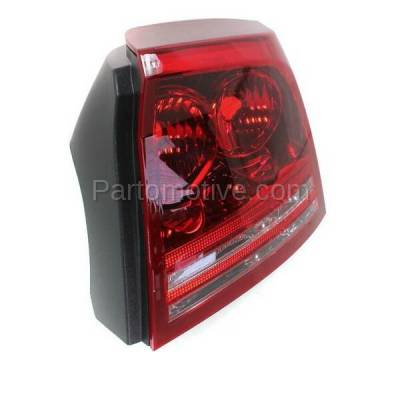 Aftermarket Auto Parts - TLT-1378RC CAPA 06-08 Dodge Charger Taillight Taillamp Brake Light Lamp Passenger Side RH - Image 2