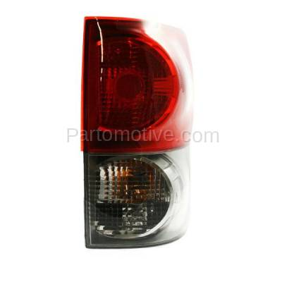 Aftermarket Auto Parts - TLT-1326RC CAPA 07-09 Tundra Truck Taillight Taillamp Rear Brake Light Lamp Passenger Side - Image 2