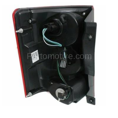 Aftermarket Replacement - TLT-1597R 11-13 GR. Caravan Taillight Taillamp LED Brake Light Lamp Right Passenger Side R - Image 3