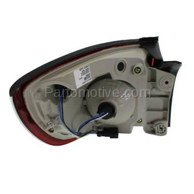 Aftermarket Replacement - TLT-1607R 08-12 Enclave Taillight Taillamp Rear Brake Light Lamp Right Passenger Side RH R - Image 3