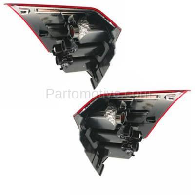 Aftermarket Replacement - TLT-1377L & TLT-1377R 06-12 Grand Vitara Taillight Taillamp Brake Light Lamp Left Right Side Set PAIR - Image 3
