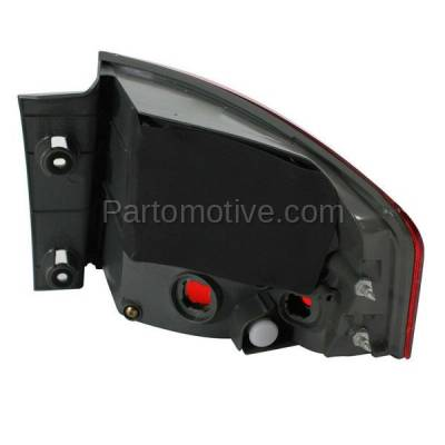 Aftermarket Auto Parts - TLT-1639LC CAPA 07-12 Acura MDX Taillight Taillamp Rear Brake Light Lamp Driver Side LH NEW - Image 3