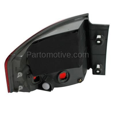 Aftermarket Auto Parts - TLT-1639RC CAPA 07-12 Acura MDX Taillight Taillamp Rear Brake Light Lamp Passenger Side RH - Image 3