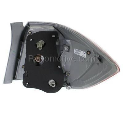 Aftermarket Auto Parts - TLT-1647LC CAPA 11-13 Highlander Taillight Taillamp Rear Brake Light Lamp Driver Side LH L - Image 3