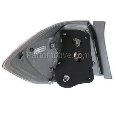 Aftermarket Auto Parts - TLT-1647RC CAPA 11-13 Highlander Taillight Taillamp Rear Brake Light Lamp Passenger Side R - Image 3