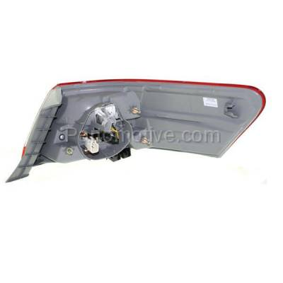 Aftermarket Auto Parts - TLT-1657LC CAPA 10-11 Camry Hybrid Taillight Taillamp Rear Brake Light Lamp Driver Side LH - Image 3