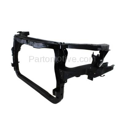 Aftermarket Replacement - RSP-1089 2011-2018 Dodge Durango & 2011-2017 Jeep Grand Cherokee (3.6 & 5.7 & 6.4 Liter Engine) Front Center Radiator Support Core Assembly Primed Steel - Image 2