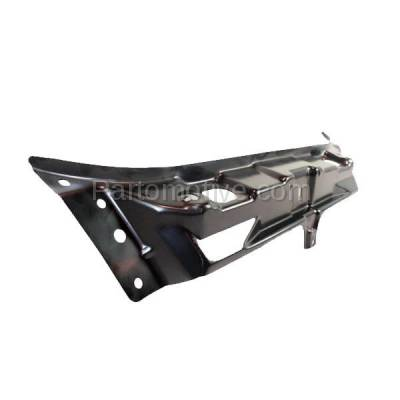 Aftermarket Replacement - RSP-1121 2001-2010 Chrysler PT Cruiser (Convertible & Wagon) 2.4L Front Radiator Support Upper Crossmember Tie Bar Panel Assembly Steel - Image 2
