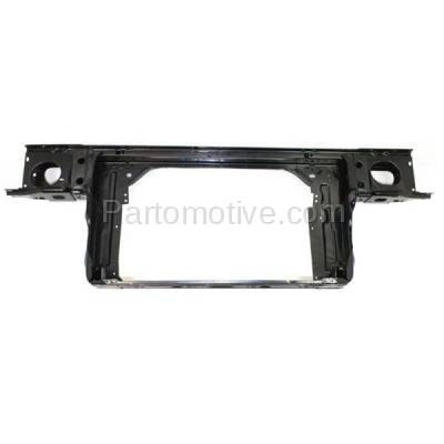 Aftermarket Replacement - RSP-1152 1998-2002 Ford Crown Victoria & Mercury Grand Marquis 4.6L Sedan Front Center Radiator Support Core Assembly Primed Made of Steel - Image 1
