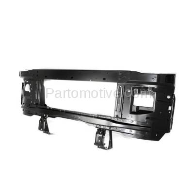 Aftermarket Replacement - RSP-1154 1997-2007 Ford E-Series Econoline Van E150/E250/E350/E450/E550 Gas/Diesel Front Center Radiator Support Core Assembly Primed Steel - Image 3