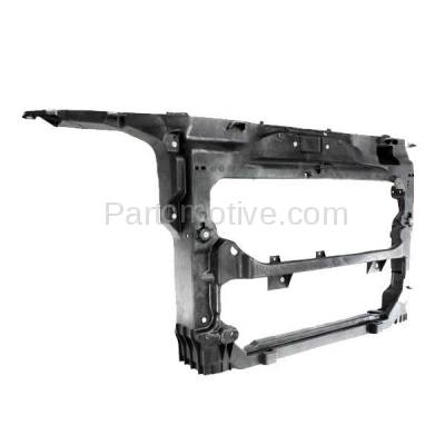 Aftermarket Replacement - RSP-1155 2007-2010 Ford Edge (Limited, SE, SEL, Sport) & Lincoln MKX Front Center Radiator Support Core Assembly Built-In Primed Made of Plastic - Image 2
