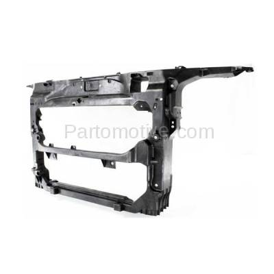 Aftermarket Replacement - RSP-1155 2007-2010 Ford Edge (Limited, SE, SEL, Sport) & Lincoln MKX Front Center Radiator Support Core Assembly Built-In Primed Made of Plastic - Image 3