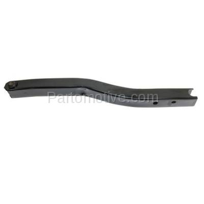 Aftermarket Replacement - RSP-1170L 2013-2018 Ford Escape & 2015-2018 Lincoln MKC Front Radiator Support Outer Lower Sidemember Tie Bar Bracket Primed Driver Side - Image 1