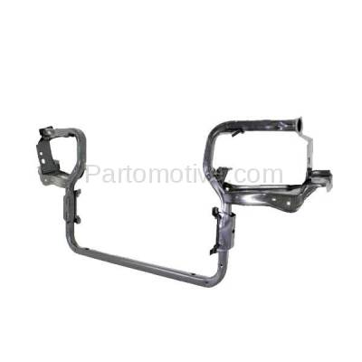 Aftermarket Replacement - RSP-1095 2006-2010 Jeep Commander & 2005-2010 Grand Cherokee Front Lower Radiator Support Core Assembly Primed Made of Steel - Image 2