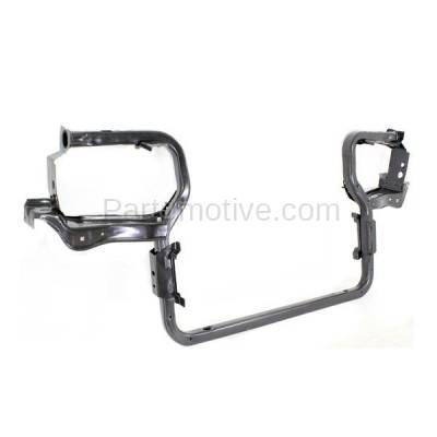 Aftermarket Replacement - RSP-1095 2006-2010 Jeep Commander & 2005-2010 Grand Cherokee Front Lower Radiator Support Core Assembly Primed Made of Steel - Image 3