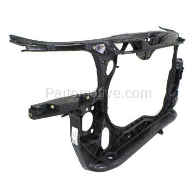 Aftermarket Replacement - RSP-1014 2002-2005 Audi A4 (Base & Avant) Sedan & Wagon 1.8L Front Center Radiator Support Core Assembly Primed Made of Plastic with Steel - Image 2