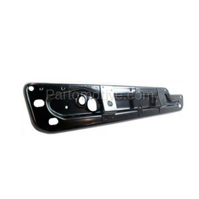 Aftermarket Replacement - RSP-1118 2001-2004 Chrysler PT Cruiser (Wagon 4-Door) 2.4L (Non-Turbo) Front Radiator Support Core Assembly Lower Crossmember Tie Bar Primed Steel - Image 2