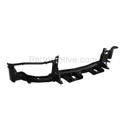 Aftermarket Replacement - RSP-1070 2011-2014 Dodge Charger (Sedan 4-Door) Front Center Radiator Support Core Assembly Upper Tie Bar Primed Made of Plastic & Steel - Image 2