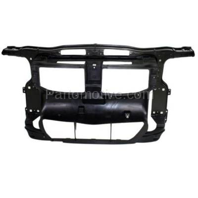 Aftermarket Replacement - RSP-1028 2006-2012 BMW 3-Series (Sedan & Wagon) (Models with Sports Package) Front Radiator Support Core Panel Assembly Primed Plastic & Steel - Image 1